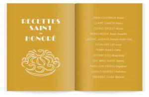 Ich&Kar met en scène cette farandole de desserts dont les couleurs se confondent aux arômes révélés sous l'objectif de Jean-Jacques Pallot.