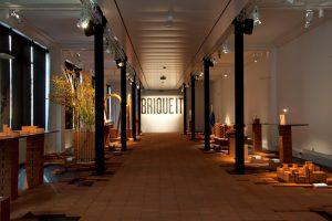 Ich&Kar / Particule 14 – Brique It – Le Lieu du Design, Paris