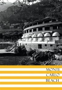 Monte Carlo Beach, Monaco. Identié globale.