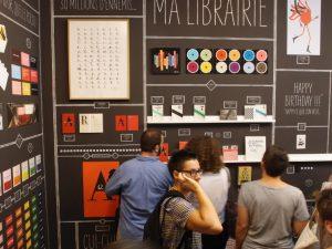 Exposition boutique Ich&Kar, Communication et Scénographie – Sometimestudio