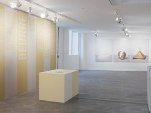 Scénographie et Communication de l'Exposition » Beurre, Beurre, Beurre » – Milk Factory