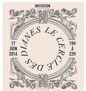 Le Cercle des Dianes fédère galeries du Carré Rive Gauche et maisons de qualité partageant l'amour du Beau et du Bon. À cette occasion, son nouveau président Alexandre Piatti a souhaité innover en plaçant l'édition 2016 du Parcours Rive Gauche sous la thématique de la «Femme(s)».