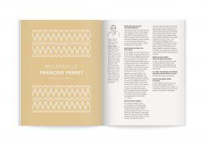 Recette du millefeuille de François Perret