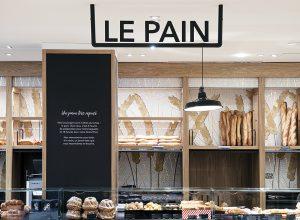 La Boulangerie.
