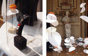 Présentation de la nouvelle collection Lalique / Opéra National de Paris – Rotonde du Palais Garnier.
