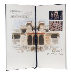 Automne 2017 – Vacheron Constantin – overseas tour – Décors de vitrines du réseau international.