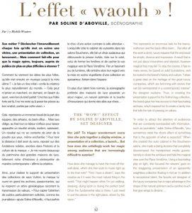 La Réserve n°16, Nov 2014